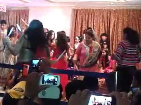 Dubai Alain Durga Puja 2014 video