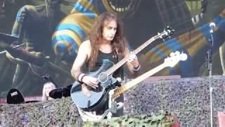 Iron Maiden - The Clansman (Live in Prague, Czech Republic 2018)