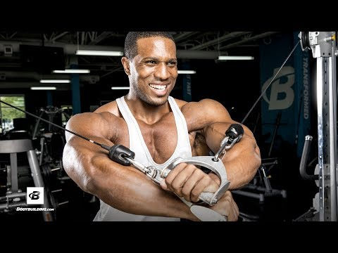 Mass-Building Chest Workout   Lawrence Ballenger