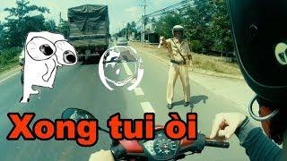 Biker Vs Police Funny