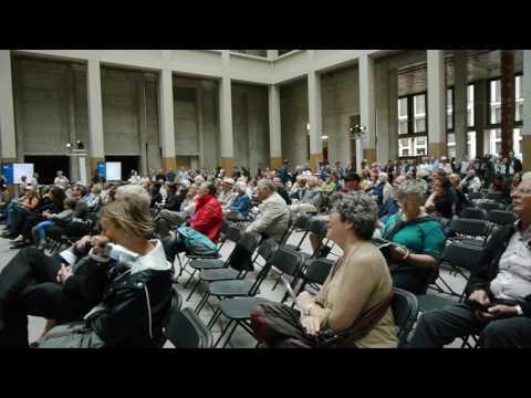 HUMBOLDT FORUM - Tag der offenen Baustelle - Berlin 2017