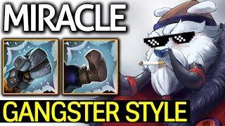 Miracle- Dota 2 [Tusk] Gangster Style (Punch + Kick)
