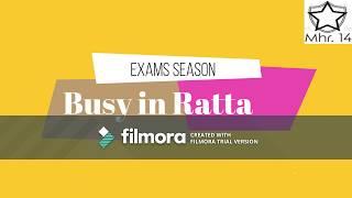 Students during their Exams season||funny video||tec+entertainment/khadim
