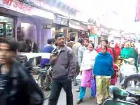 Kinari Bazaar, Agra, India