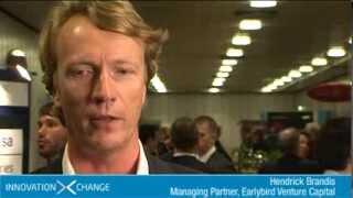 Innovation Exchange 2010 Interview with Hendrick Brandis, Earlybird Venture Capital