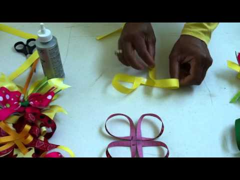 Boutique hair bows tutorial