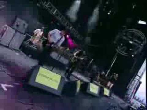 Benicassim 06 - The Futureheads - Skip To The End