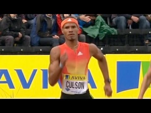 Javier Culson wins 4th Diamond League 400m hurdles - from Universal Sports