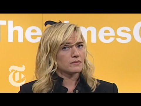 'The Reader' star Kate Winslet talks about what its like to be naked on the ...