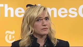 Kate Winslet: Nude Scenes | Times Talks | The New York Times