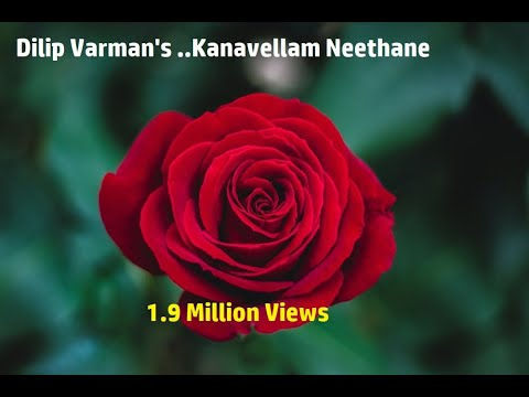 Kanavellam Song By Malaysian Artist Dhilip Varman video