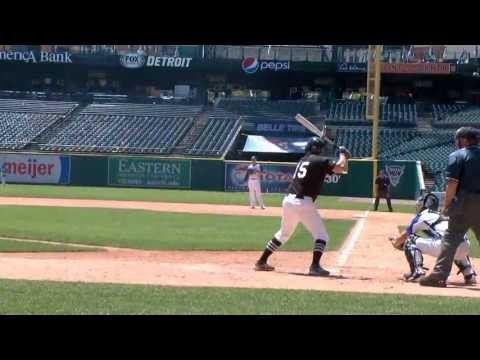 Brother Rice vs. Detroit Catholic Central - 2013 Catholic League Baseball Final Highlights