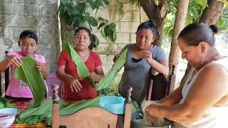 Asi Me Recibieron Las Tias En Mi LLegada A Guatemala, Con Esta Exquisita Comida