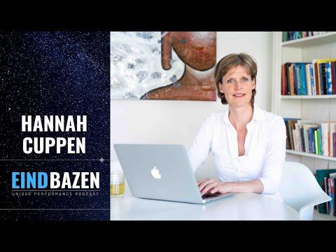 #61 Hannah Cuppen - In gesprek met de auteur van Liefdesbang & Liefdesroep