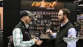 Apex Gear Covert Rest 2018 ATA Show