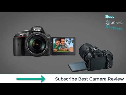 Nikon D5300 DSLR Camera Hands On Review