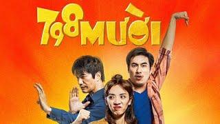 """Hậu trường film """"789 Mười""""- Thu Trang, Kiều Minh Tuấn, Dustin Nguyễn mùng 7 tết 2018"""