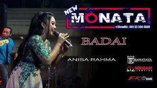 BADAI - ANISA RAHMA - NEW MONATA - RAMAYANA AUDIO