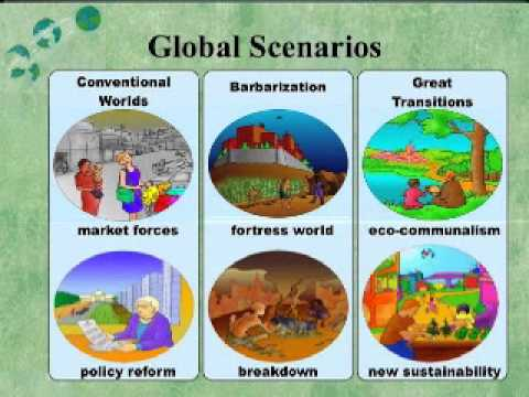 Global Futures: The Great Transition Alternative
