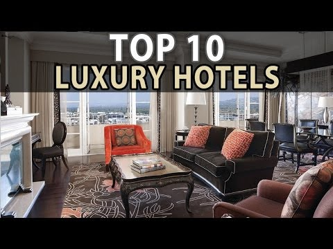 Top 10 Luxury Hotels in Los Angeles!