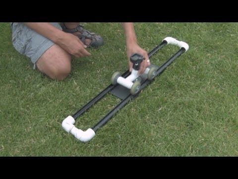 Trolley Dolly (Camera Slider)