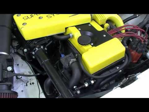 Manta 400  3.0 24V supercharged
