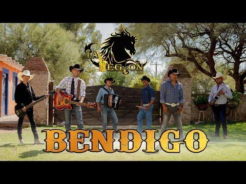 "LA LEGION AGS  ""BENDIGO"" ESTRENO 2015 VIDEO OFICIAL"