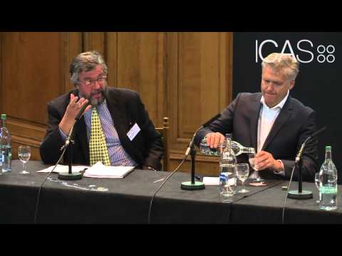 ICAS Scotland's Future Conference | Alan Cochrane and Iain MacWhirther