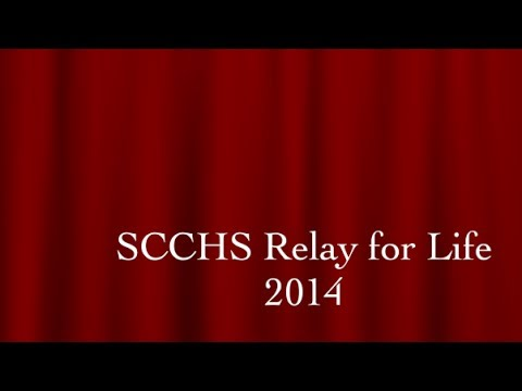 Seton Catholic Central High School's Relay for Life 2014
