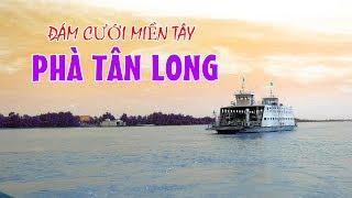 Wedding In River Cross ferry in Viet Nam - Phà Tân Phong - Bến Tre
