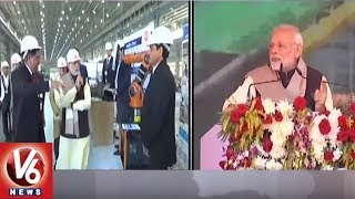 PM Modi Attacks Congress And Gandhi Family In Raebareli | Uttar Pradesh
