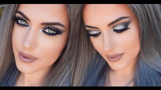Shades Of Grey Makeup Tutorial