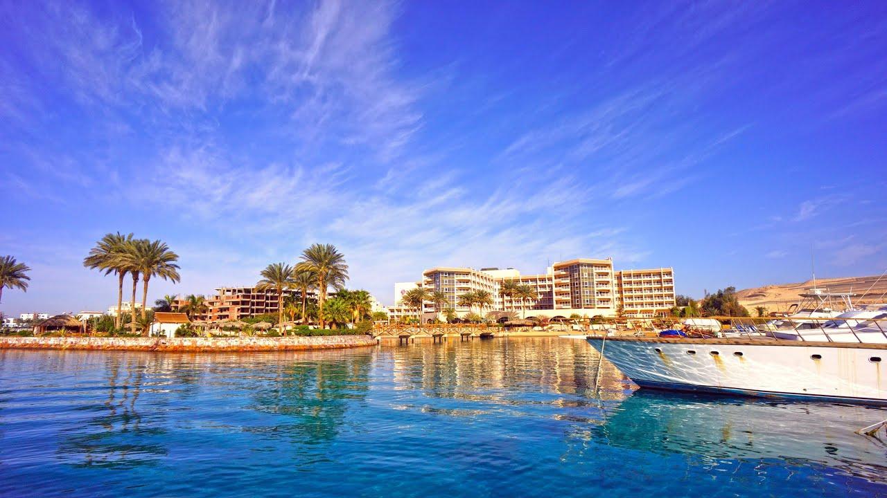 Hurghada Marriott Beach Resort Hd Youtube