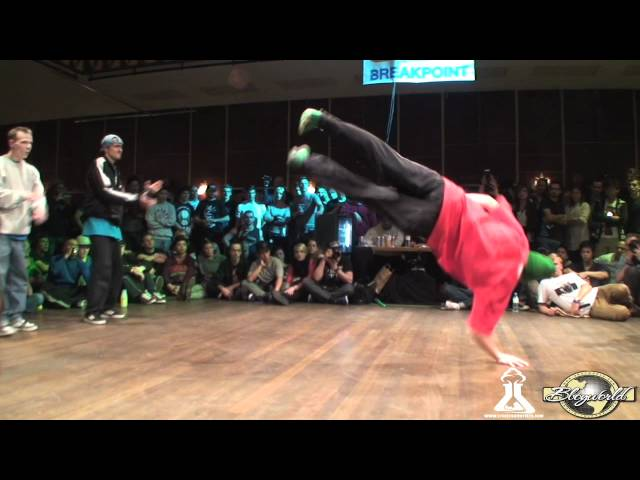 TATANAKA vs NATURAL EFFECTS (FLOOR WARS 2012) WWW.BBOYWORLD.COM