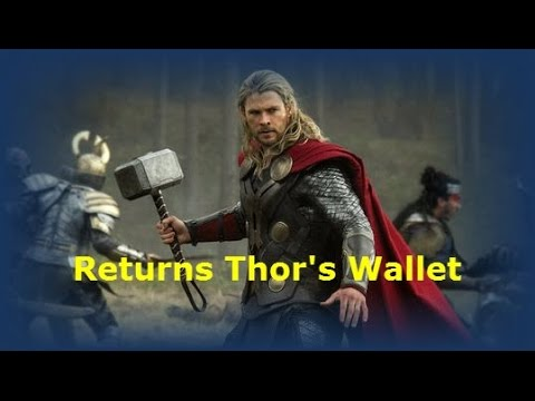 For Returning Thor's Wallet, Teen Gets $10k and Chris Hemsworth | Latest Hollywood Gossip And News