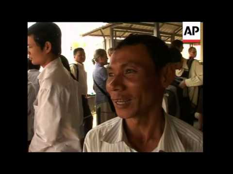 Genocide trial of Khmer Rouge leader Duch begins