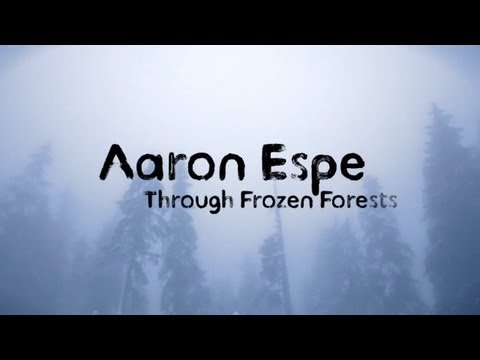 Aaron Espe - Through Frozen Forests (Lyric Video)