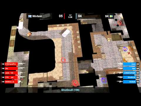 SK vs. WinFakt @ mirage