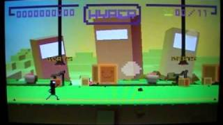 "Let's Play Bit.Trip Runner (P6) ""Super Happy Sunshine Place"""