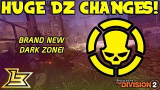 MAJOR Changes To The Dark Zone... (The Division 2)