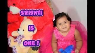 Srishti's Pre-Birthday photoshoot