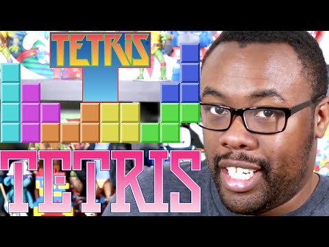 TETRIS MOVIE - How To Make It Good : Black Nerd Rants