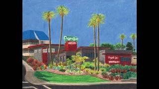 Time Lapse Drawing: Original Joe's at Westlake, Daly City, CA