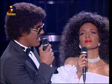Ricardo Soler e Luciana Abreu - Endless Love (Lionel Richie e Diana Ross) Music Videos