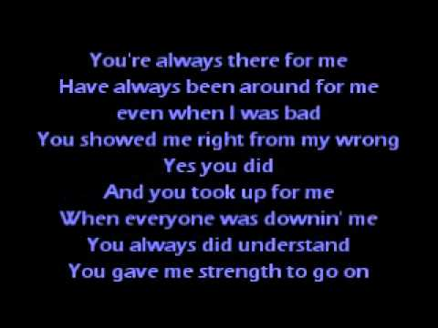 A Song For Mama - Boys II Men With Lyrics