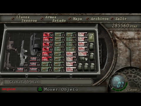 Resident evil 4 Profesional NO DAMAGE Capitulo Final