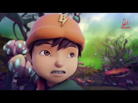 boboiboy galaxy 2017 full movie ❀ NEW cartoons for children #5