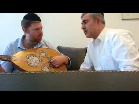 Moshe Habusha Teaching Maqamat On The Oud video