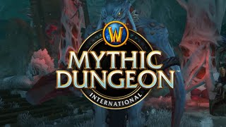 Final Upper Bracket| Method EU vs Method NA | Mythic Dungeon International (MDI) West Spring Cup 2