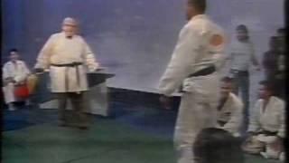 Tesoura Voadora de Jiu jitsu - Jo soares